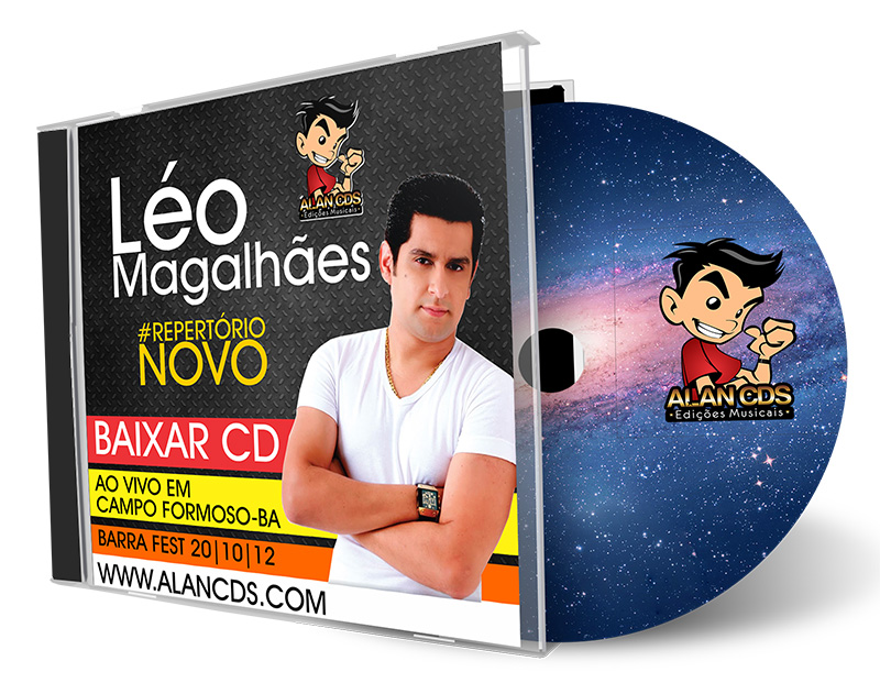 cd leo magalhaes vol 8 2012 download