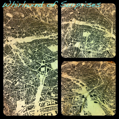 Paris duvet covers