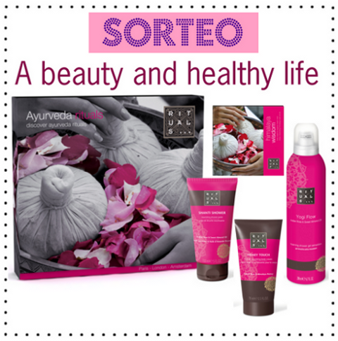 Sorteo A beauty and healthy life