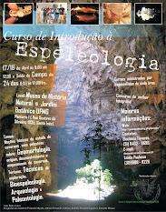 I Curso de Introdução à Espeleologia