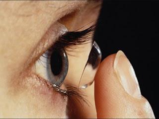 Cara Mudah Membuat Mata Buta
