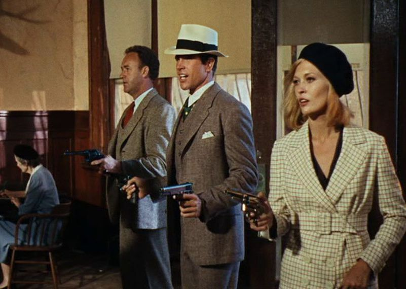Image result for bonnie and clyde movie