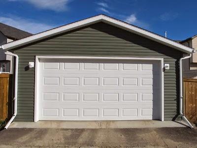 garaż samochodowy