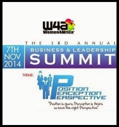 Business and Leadership Summit  2014