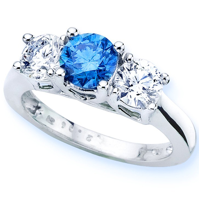 Blue Diamond Jewellery Blue Diamond Jewelry