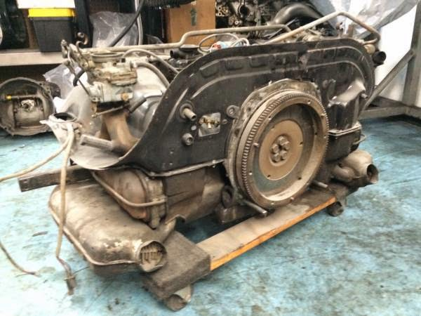 1966 Volkswagen Fastback Project Buy Classic Volks