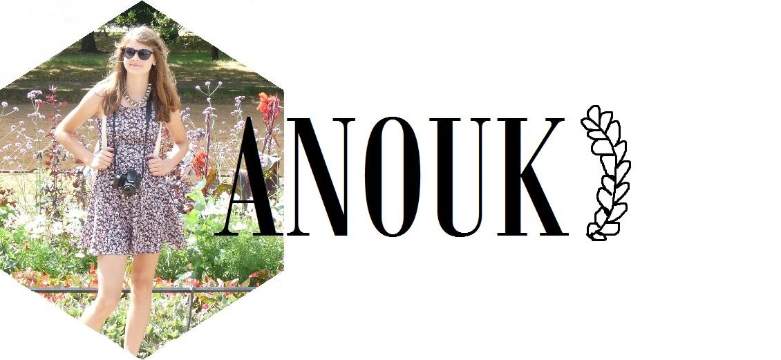 Words of Anouk