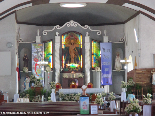 OUR LADY OF THE GATE PARISH CHURCH (DARAGA CHURCH), Albay, Philippines