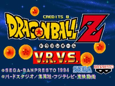 街機:龍珠Z-V.R.V.S+金手指作弊碼,大型電玩懷舊七龍珠格鬥遊戲!