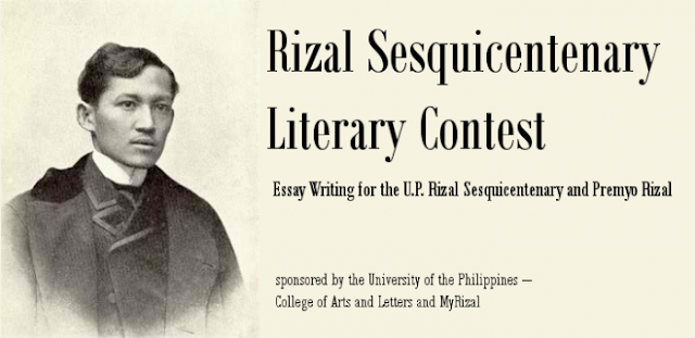rizals essays Rizals life has been a redundant subject in every student since the time you entered school jose.