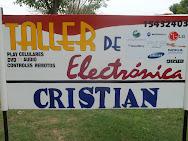 Taller de electrónica Cristian