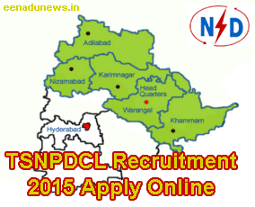 TSNPDCL Recruitment 2015 www.tsnpdcl.in Apply Online, Telangana TSSPDCL Assistant Engineer (AE), Sub Engineer (SE) Recruitment Notification 2015, Telangana Power Recruitment 2015, TSNPDCL Government Jobs in Telangana, TS NPDCL Govt Jobs 2015