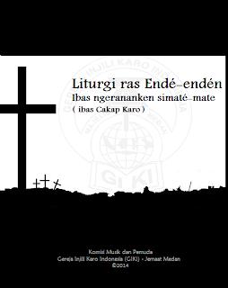 Buku Liturgi ras Ende-enden Ibas Ngerananken Simate-mate