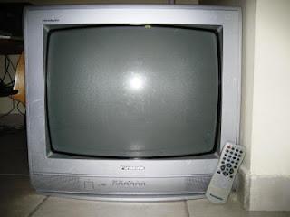 Cara memperbaiki TV Panasonic seri TC 2110BC dengan gambar gelap