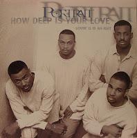 Portrait - How Deep Is Your Love (CDS)  1995