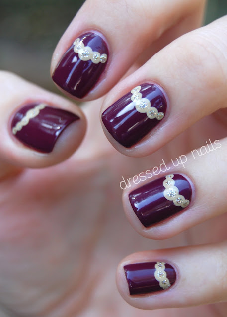 China Glaze On Safari Purr-fect Plum, Kalahari Kiss, I'm Not Lion