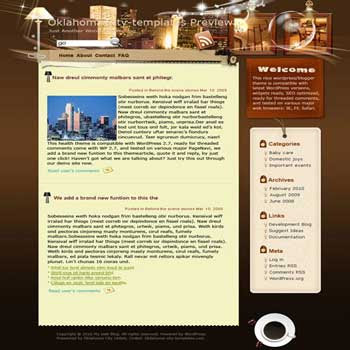 Hotels to Relax blogger template. template blog from wordpress. girly blogger template