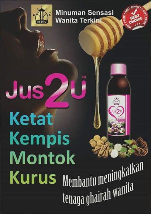 jus 2u, minuman wanita, suplemen untuk wanita, kesihatan wanita, kecantikan wanita