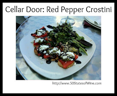 Cellar Door: Red Crostini
