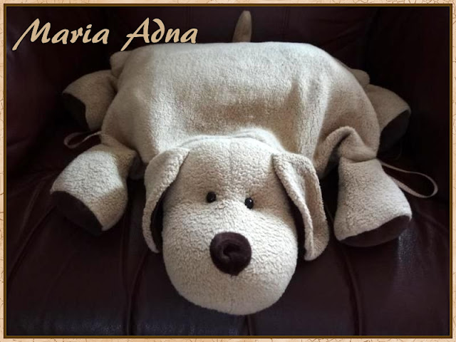 Pet-Kid-Duo, almofada-cobertor-patchwork-apliquê, patchwork-aplpique-pillow-blanket, magazine published patchwork applique dog pillow-blanket, Maria Adna, Patchwork, bolsas e afins, cobertor-almofada, Pet-Kid-Duo, almofada do cachorro com cobertor, almofada cobertor publicado revista, patchwork infantil, apliquê infantil