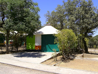 Bengalese Tent Camping Puente Nuevo