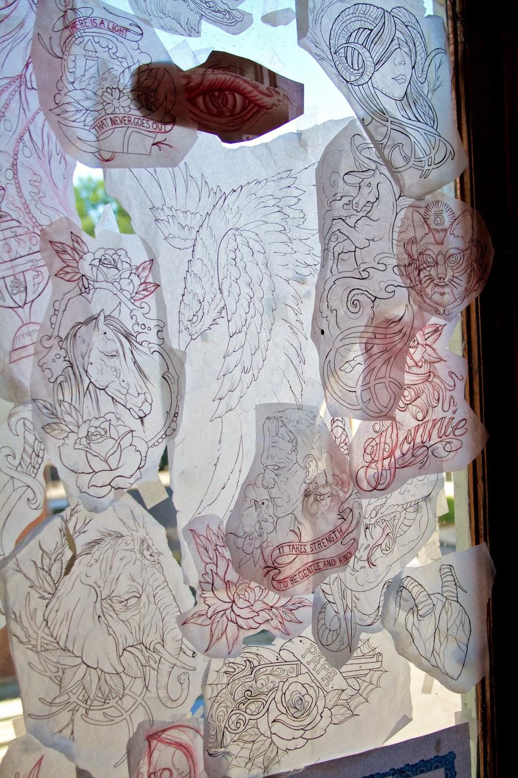 Speakeasy Custom Tattoo, Chicago. Photos by Tammy Sue Allen Photography.