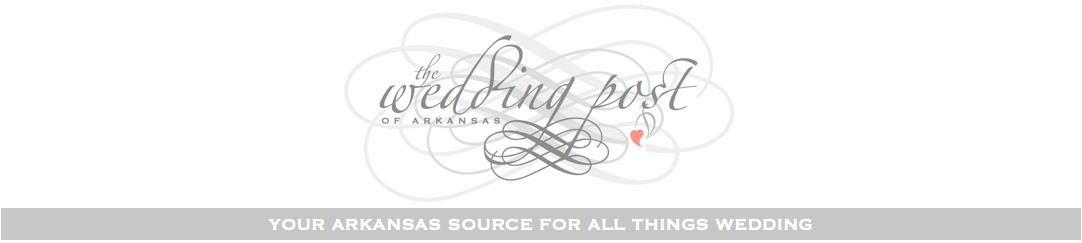 The Wedding Post of Arkansas wedding blog