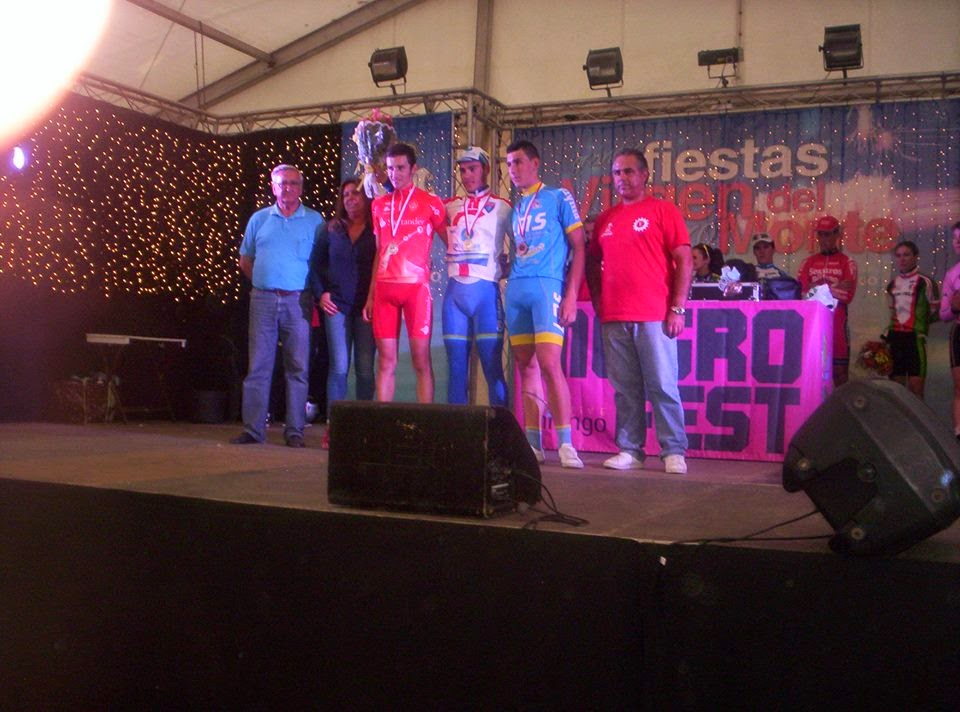 Campeonatos CRI de Cantabria 2014