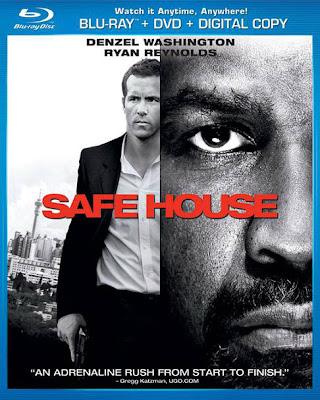 Safe House (2012) 720p BRRip 675MB subs español (PUTLOCKER)