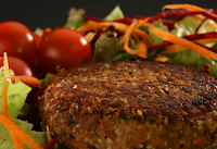 Garden Burger - Hambúrguer vegetariano/vegano