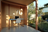 3rdSpace modular garden rooms