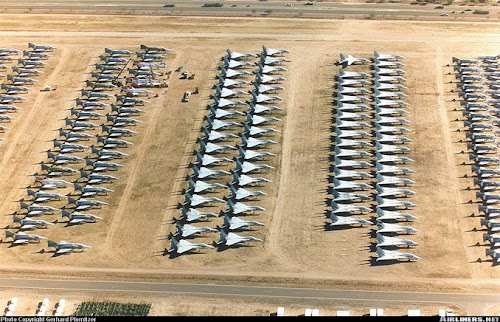 Cemitério de Aviões