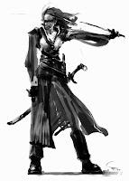 Female RPG Character Portraits