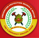 Fire And Emergency Services,  Assam , 10th, assam fire department logo