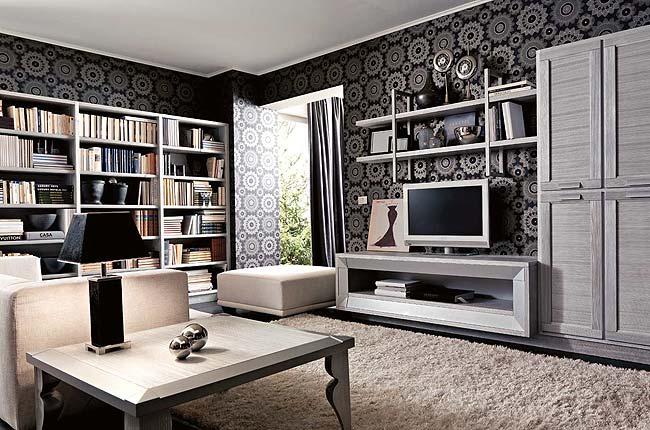 Mueble de tv en la sala ideas para decorar dise ar y - Mueble de sala para tv ...