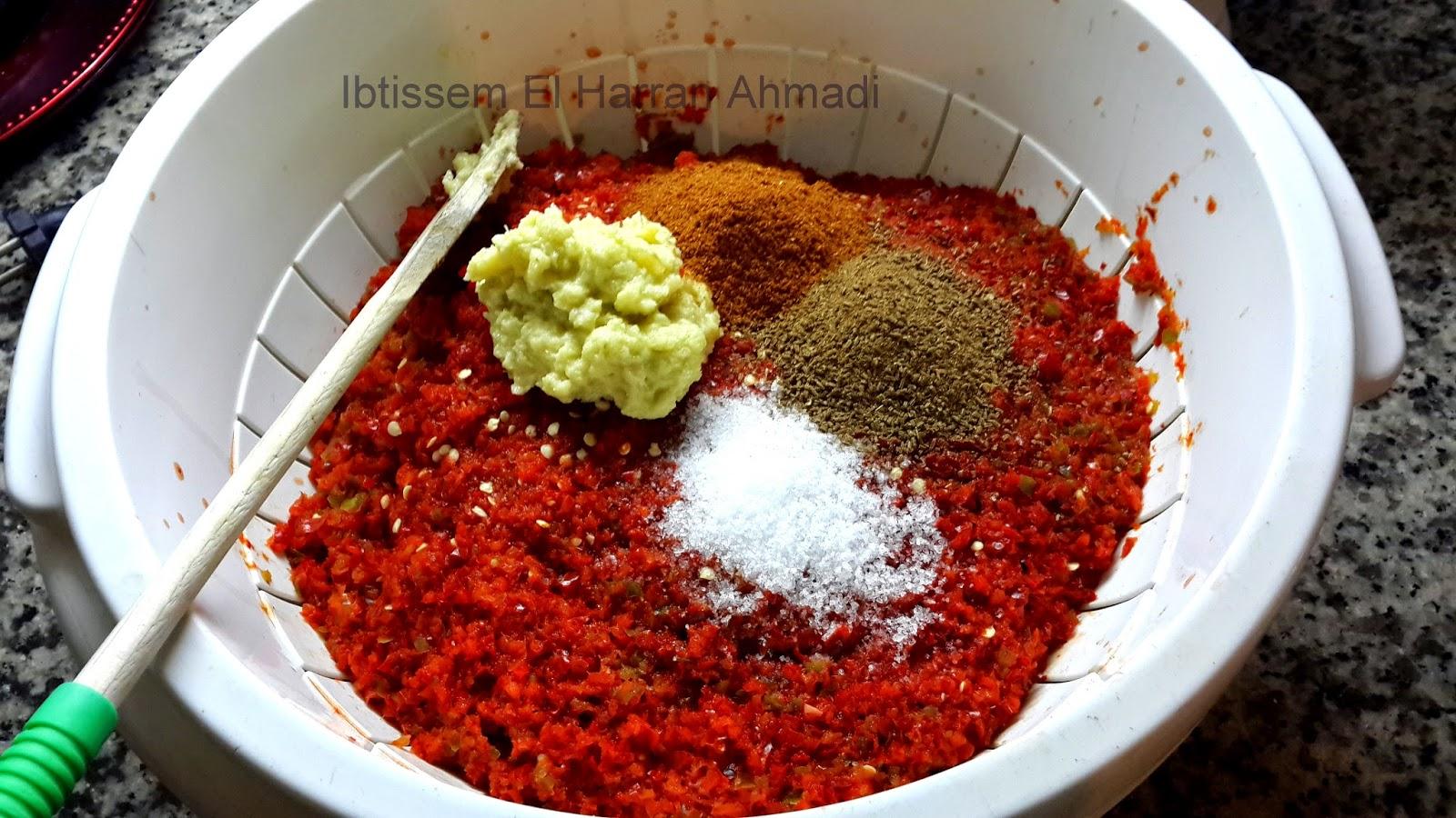 Hrous recette tunisienne d lices et caprices - Cuisine tunisienne traditionnelle four ...