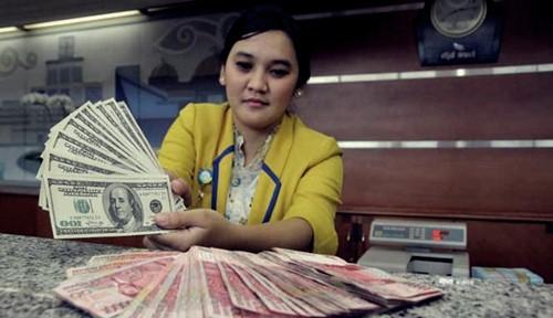 Nilai Tukar Kurs Dolar USD Valas ke Rupiah