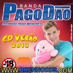 Banda Pagodão -  Cd Verão 2013 - Proibido Para Menores
