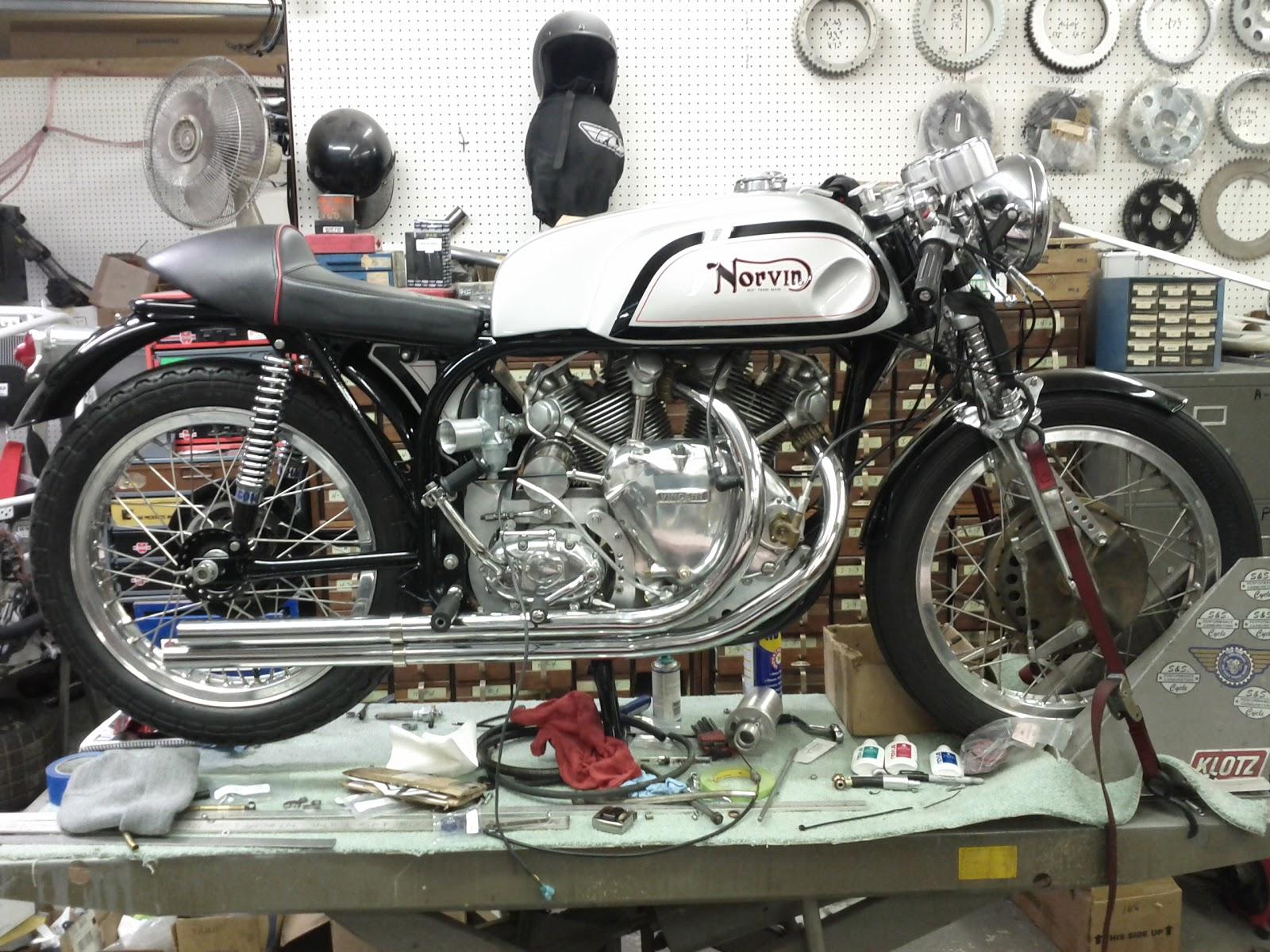 Musings Of A Motorcycle Aficionado          March 2013