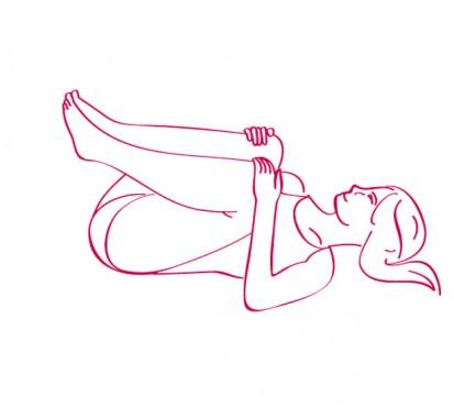 A gravidez de peito aumentada