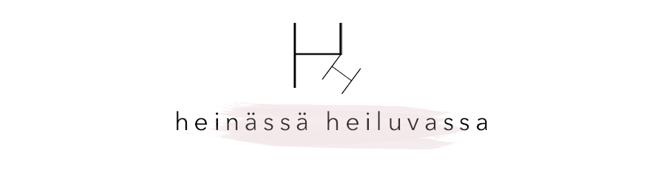 Heinässä heiluvassa