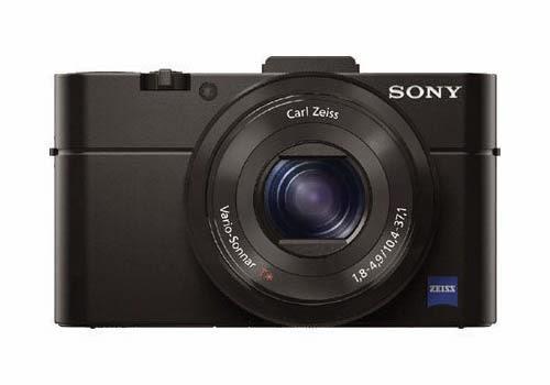 Fotografia della Sony RX100 Mark II