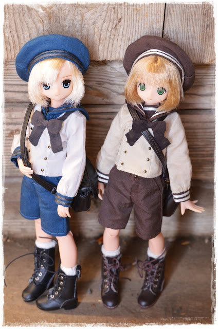 Aoto and Yuuta