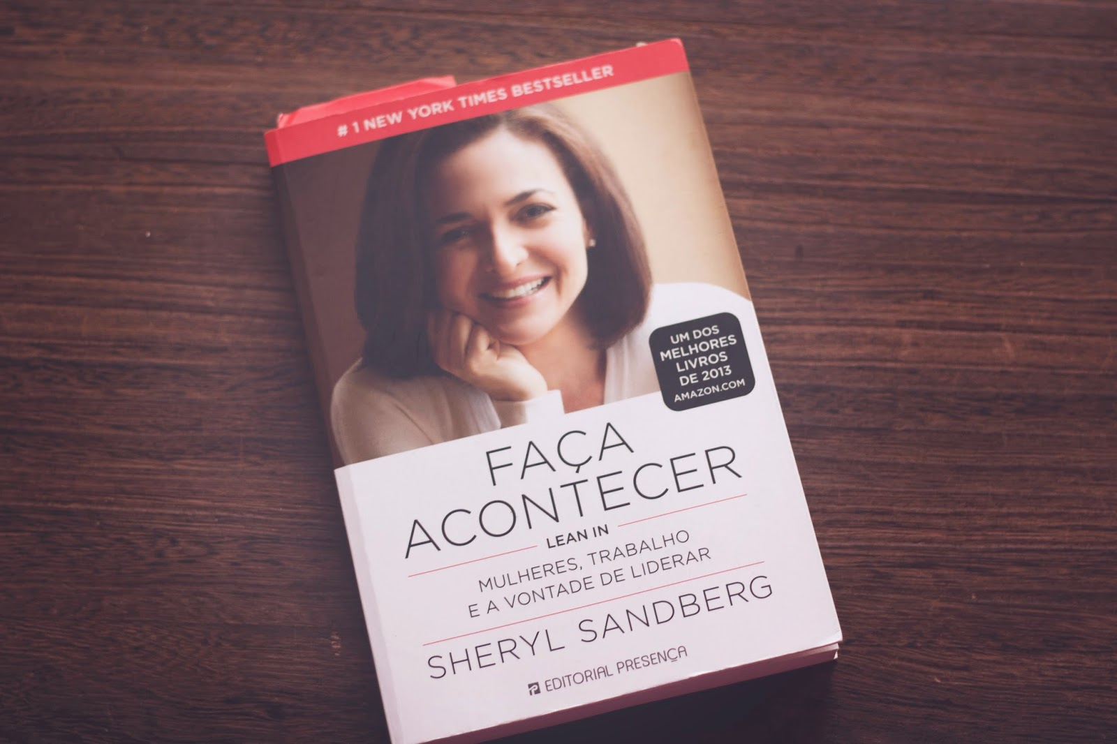 Lean In por Sheryl Sandberg Book review - Bohemian escape blog