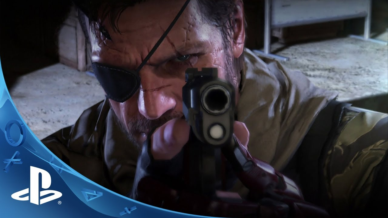 Metal Gear Solid V: The Phantom Pain (Game) - Trailer (E3 2014) - Screenshot