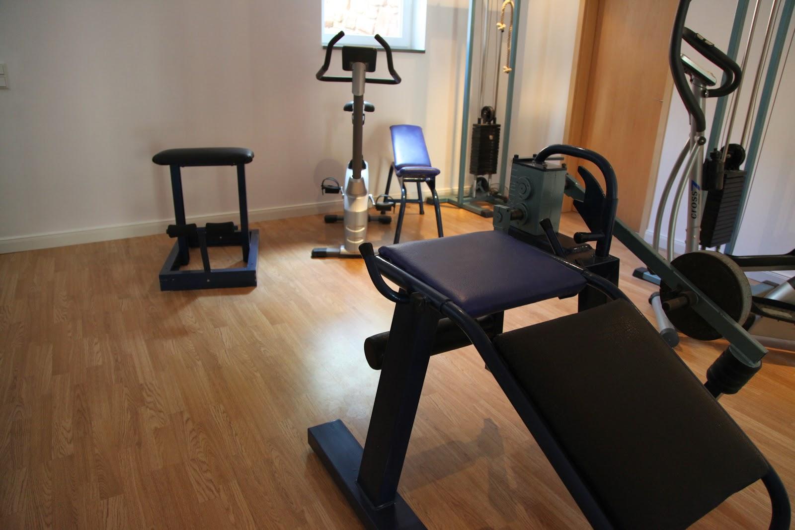 Fitness Raum Bensheim