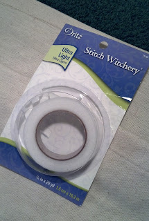 No sew if stitch witchery is used on hems