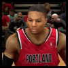 NBA 2K13 Unlock New Jerseys Portland Blazers Alternate