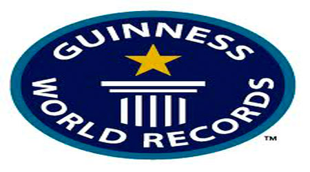 Rekor Mulut di Dunia