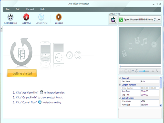 Any video converter full version download